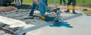 бетонная смесь состоит из
